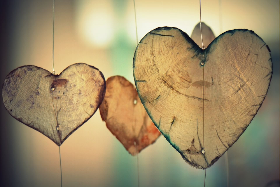 Love, Health & Happiness this Valentine's Day