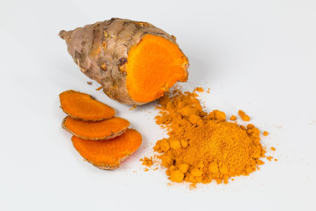 Turmeric - spice and superfood